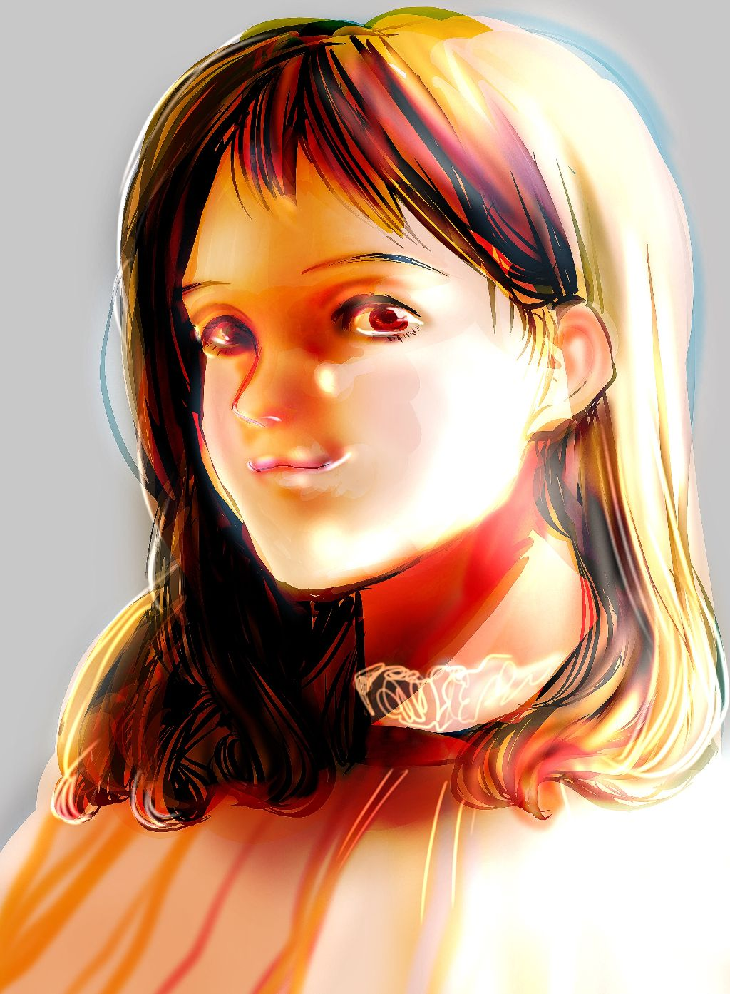 #art #illustration #drawing #sketch #girl