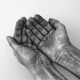 texture hands fattal freetoedit