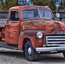 art photography vintage truck freetoedit