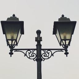 FreeToEdit sky background streetlight lighting lamp metal lantern shooting